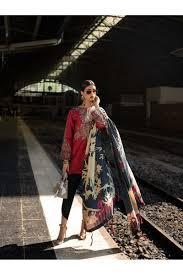 Erum Khan Dress Designer Erum Khan By Z S Textiles Pakistani Salwar Suits D 04