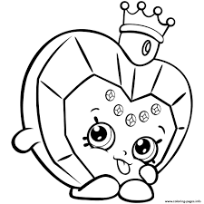 Insider Limited Edition Shopkins Coloring Pages Collections 5