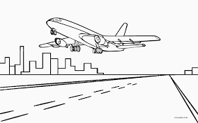 Most kids like to color the pictures of airplanes. Free Printable Airplane Coloring Pages For Kids