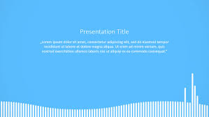 Blue Power Point Templates Free Powerpoint Templates