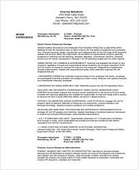 Federal Resume Template For Us Jobs Examples Best Photo Gallery