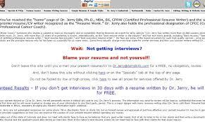 Resume Writing Canada Resume Template