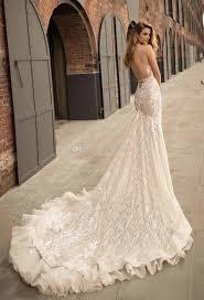 elegant sexy fit and flare wedding dresses 2018 berta bridal