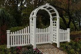 best design garden wood mix idea luxus wood garden arch with gate luxus wood garden arch with gate 5