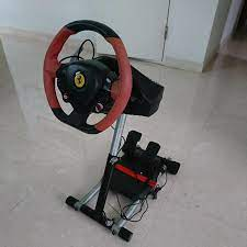 Steering wheel thrustmaster ferrari 458 italia on www.alzashop.com. Thrustmaster Ferrari 458 Spider Racing Wheel For Xbox One Stand In Picture Not Included Electronics Computer Parts Accessories On Carousell