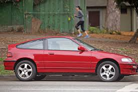 The Amazing 1988 Honda CRX – Still Depreciating at About One ...
