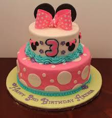 Birthday Cake Designs For 3 Year Olds Birthday Cake For 3 Year Old Akeria Birthday Cake Girls