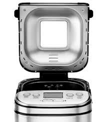 Secure the bread pan into the cuisinart® bread maker. 2
