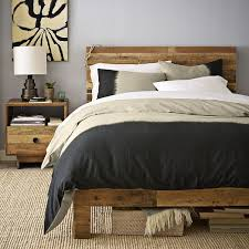 west elm bedroom furniture. Sustainably Sourced Bedroom Furniture West Elm E