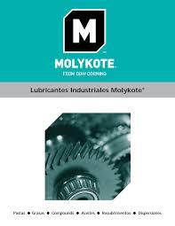 Lubricantes Industriales Molykote® lubricantes, grasa, aceite, molykote, vaselina, kraft, sintetico, spray, cobre,