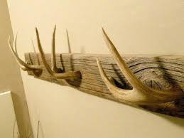 Antler Hook Coat Rack Beauteous Cool Antler Towel Rack Deer Antler Towel Holder Hallway Pallet Coat