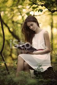 beautiful girl book. Interesting Beautiful Beautiful Girl With Book In The Forest Inside Beautiful Girl Book L
