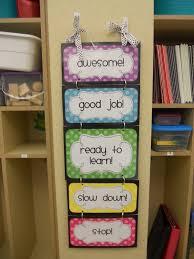 Crayons Paper Kindergarten Rules And Behavior Chart