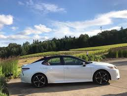 2018 toyota xse. contemporary 2018 2018 toyota camry xse sinclair broadcast group  jill ciminillo to toyota xse r
