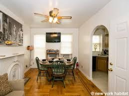 Nyc Bedroom New York Accommodation 2 Bedroom Duplex Apartment Rental In Park