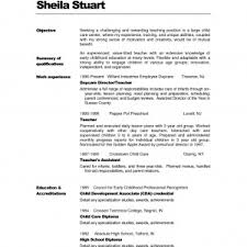 Resume Template Teaching Resume Our Bundles Are Perfect For Staff