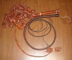picture the whip i bought in 1974 and the one i m making