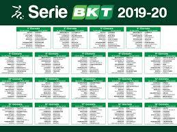 Serie B - TKT Point