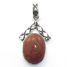 7 3 gms genuine red gold stone gemstone pendant jewelry natural cabochon jewelry pendant