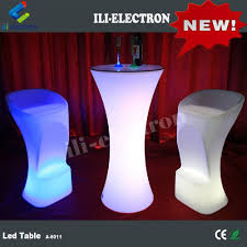 Glow Furniture Led Glow Furniture Illuminated Led Bar Table Light Up Glow Table