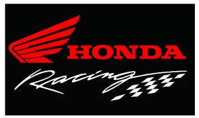honda motorcycle racing logo.  Racing Honda Flag3x5 Racing Motorcycles Banner100 Polyester2 Metal  Grommets For Motorcycle Logo C