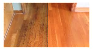 how to clean hardwood floors after sanding