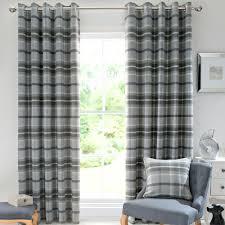 pink tartan curtains highland check dove grey lined eyelet curtains pink  tartan fabric australia