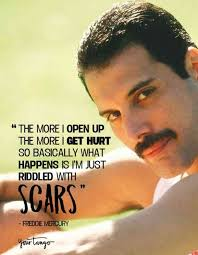 Image result for free quote from Freddie mercury