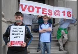 should the voting age be lowered to in the united states  should the voting age be lowered to 14 in the united states