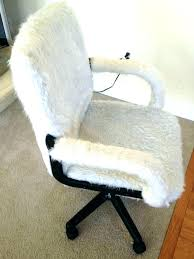 furniture fuzzy desk chair white furry digital imagery on office full size of desk chair white white fluffy chair
