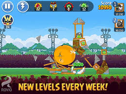 Angry Birds Friends for Android | Angry birds, Addicting games, Birds