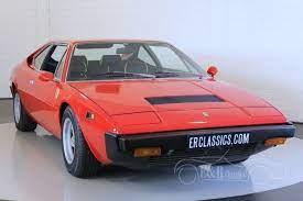 Lot 1974 ferrari dino 308 gt4 dlx color brochure + card english & italian xlnt++. Ferrari Dino 308 Gt4 1975 For Sale At Erclassics
