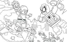Coloring Pages Printable Animals Marvel For Kids Superhero Avengers