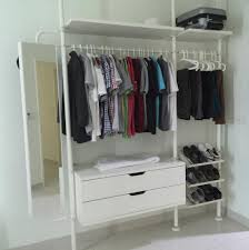 Ikea Stolmen Open Concept Wardrobe System Moving Overseas Along With  Attractive Open Wardrobe Ikea (View