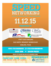 Local Chambers To Host Speed Networking Event Blue Ribbon News