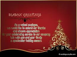 Holiday Greetings Quotes Interesting Christmas Messages For Employees Wordings And Messages