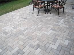 brick paver patio herringbone. Beautiful Patio Herringbone Patio In Brick Paver C
