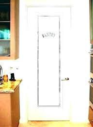 frosted glass interior doors half door pantry for bathrooms frameless