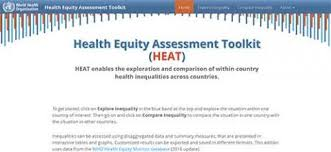 Health Equity Assessment Tool Heat Heat For Windows