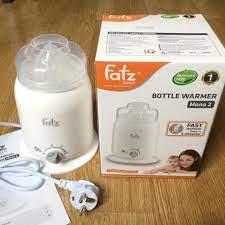 Máy hâm nước pha sữa,máy tiệt trùng bình sữa ,tiệt trùng và hâm sữa Fatz  chính hãng 365,000đ