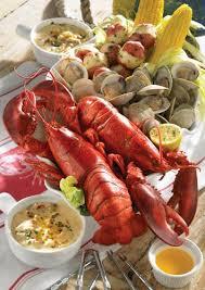 gourmet lobster dinner. Fine Lobster Lobster Gram MSGR2Q MAINE SHORE CLAMBAKE GRAM DINNER FOR TWO WITH 125 LB  LOBSTERS Intended Gourmet Dinner N