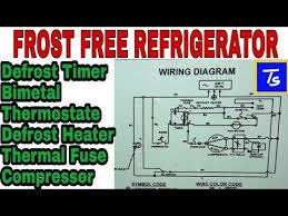singer refrigerator wiring diagram wiring diagram features refrigerator repair and defrost timer wiring diagram singer refrigerator wiring diagram