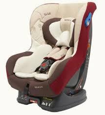 Автомобильное кресло <b>DAIICHI</b> DualWell Organic Red