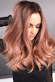 Hair Color Rose Gold Best Way