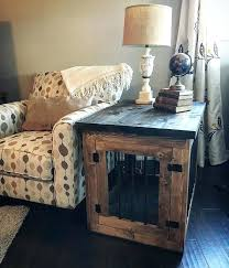 dog end table brilliant unique dog crate end table ideas on metal dog dog cage pertaining dog end table dog end table crate