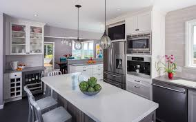 san francisco wine decor ideas kitchen transitional with white countertops contemporary wall and floor tiles pitcher