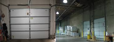 garage door opens halfwayA Balanced Garage Door  Dans Garage Door Blog
