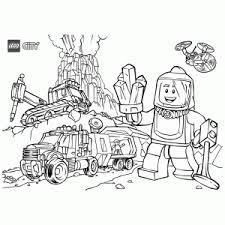 Leuk Voor Kids Lego Kleurplaten