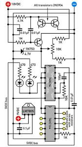 500w power amplifier circuit diagram dol circuit figure a in this simple schematic a reverse biased transistor generates electrical noise