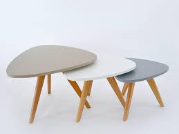 Table gigogne style scandinave - profadis.fr